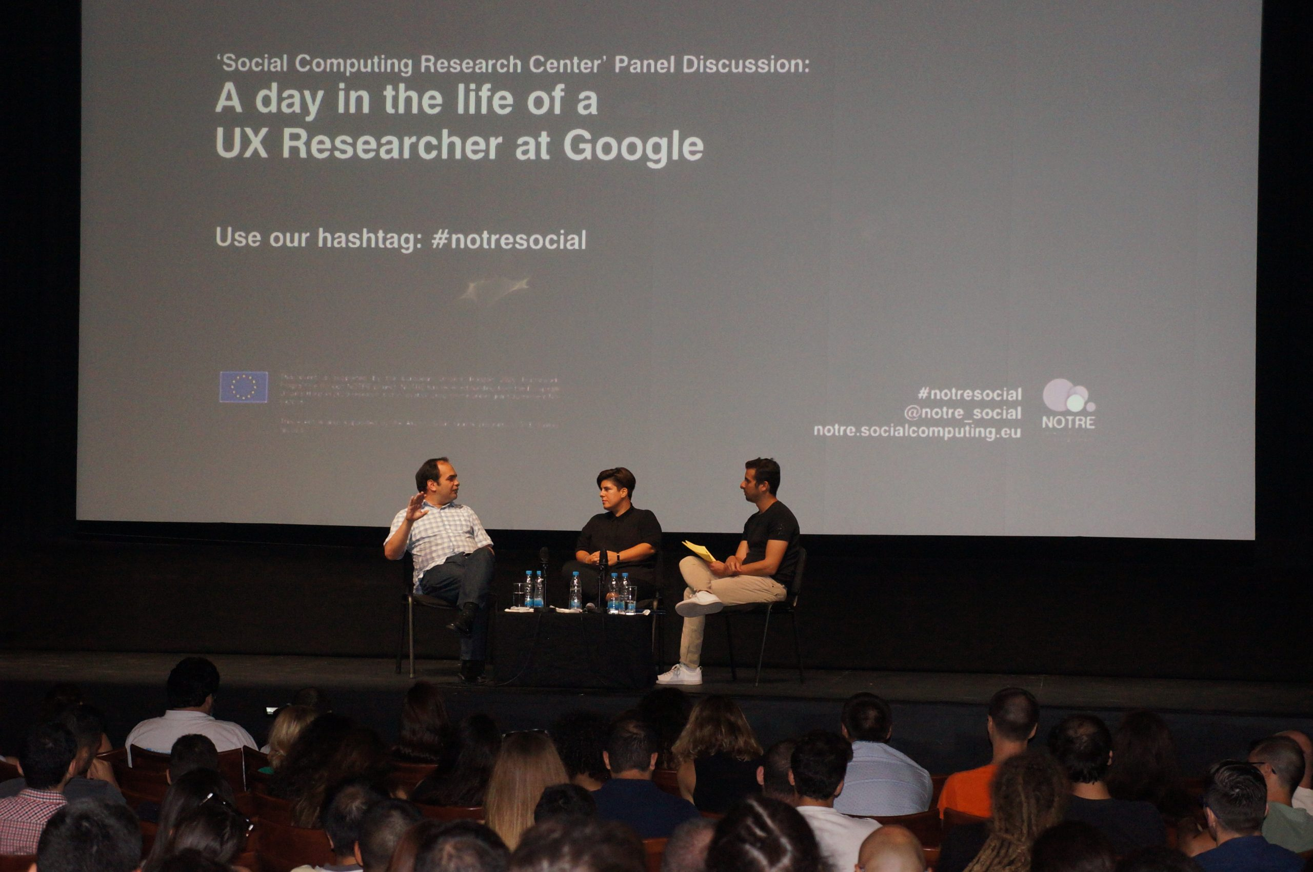 A day in the life of a UX Researcher at Google
